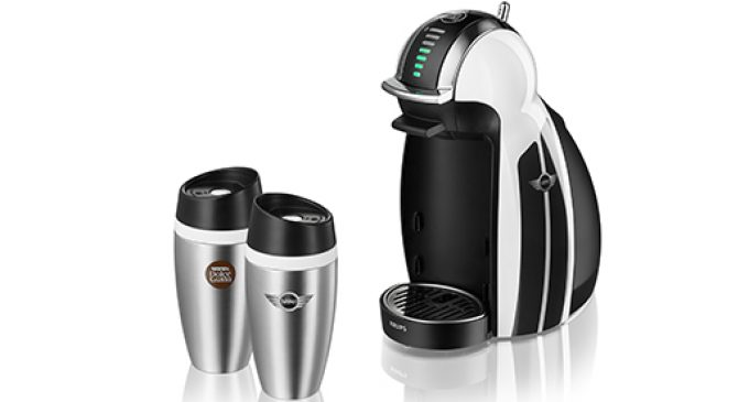 Nescafé Dolce Gusto and BMW MINI Launch Limited Edition Coffee Machine