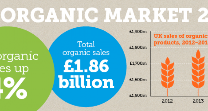 UK Organic Market Shows Improved Growth