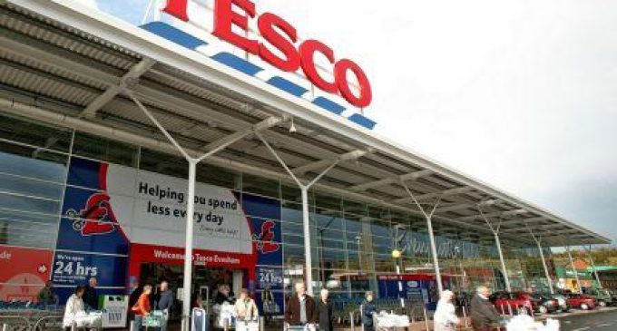 Tesco Simplifies Distribution Operations