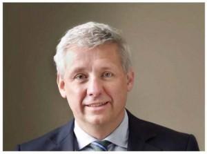 Bernard Deryckere, chief executive of Alpro.