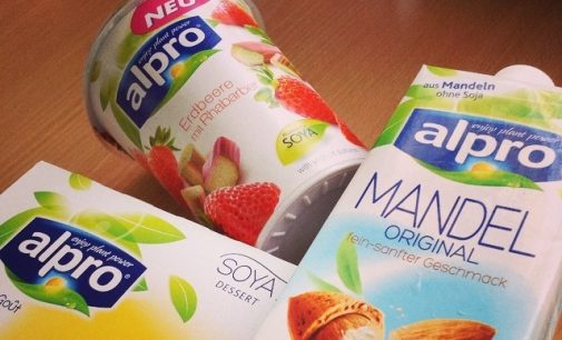 Change of Leadership at Alpro
