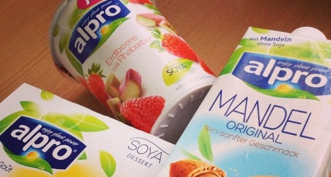 Alpro to Invest €80 million in 2015