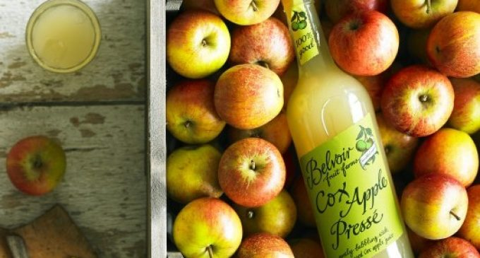 New Belvoir Cox Apple Pressé is Simply Sweet Enough