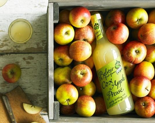 New Belvoir Cox Apple Pressé is Simply Sweet Enough