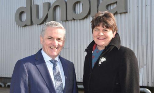 Dunbia to Invest £27 Million in Northern Ireland