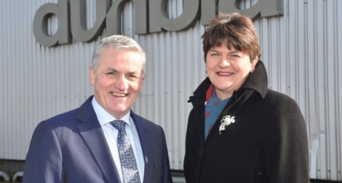 Dunbia to Invest £27 Million in Northern Ireland