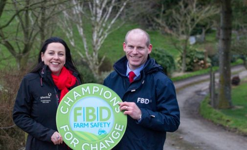 Glanbia Ingredients Ireland Partners With FBD in Farm Safety Campaign