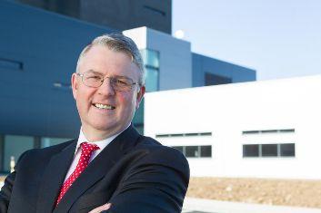 Jim Bergin, chief executive of Glanbia Ingredients Ireland.