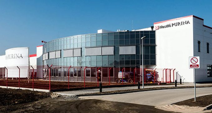 Nestlé Purina Opens First Factory in Poland