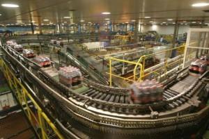 CocaColaEnterprisesWakefieldProductionLineCompressed