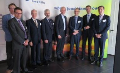 Food Valley NL's Mindset Good For Innovation and Expansion