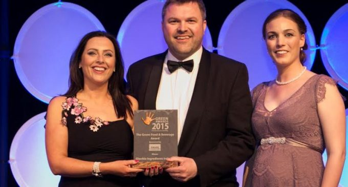 Glanbia Ingredients Ireland Recognised For Sustainability Leadership