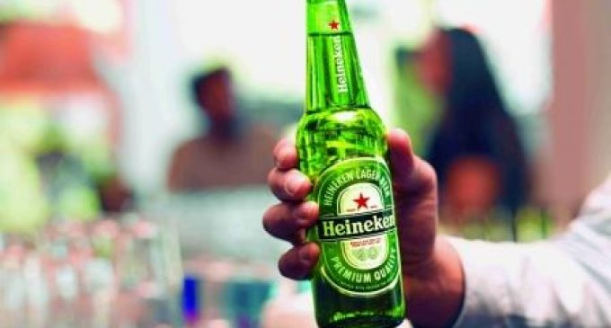 Heineken Posts Solid First Half Results