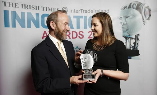 BFree Foods Wins Prestigious Irish Innovation Award