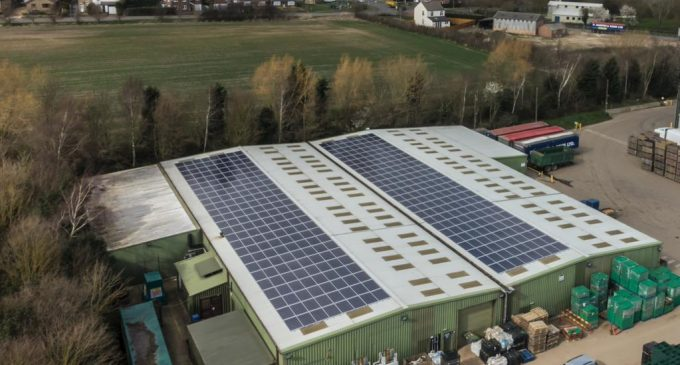 Produce World Organics Leads the Way in Green Energy