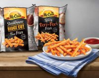 McCain Foods Invests in its First Frozen French Fry Factory in Brazil