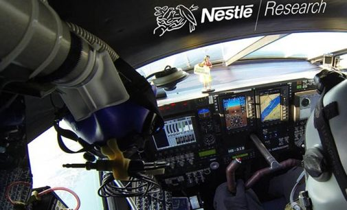 A Risotto Five Years in the Making: How Nestlé Designed a Diet to Fuel Solar Impulse