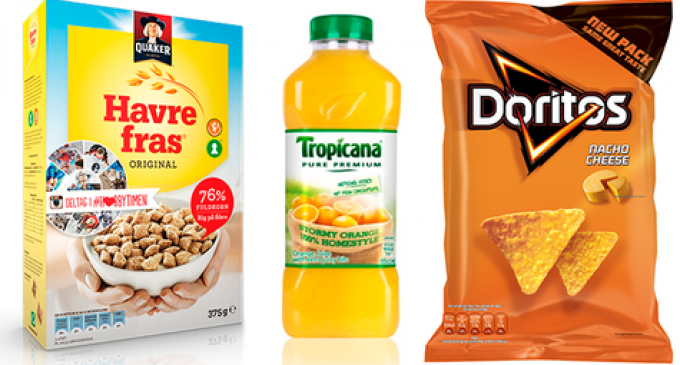 Orkla Enters into Agreement With PepsiCo
