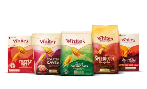 Pearlfisher Creates White's Oats New Portfolio Architecture and Design
