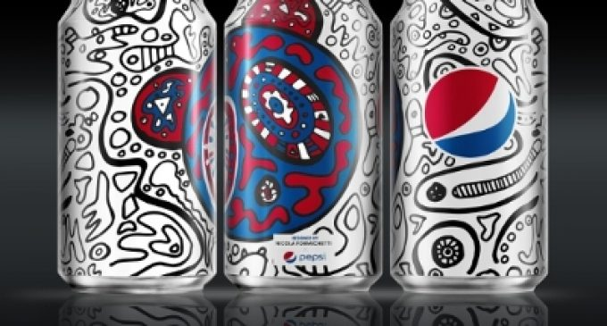 The #PepsiChallenge To Redesign The Iconic Pepsi® Can