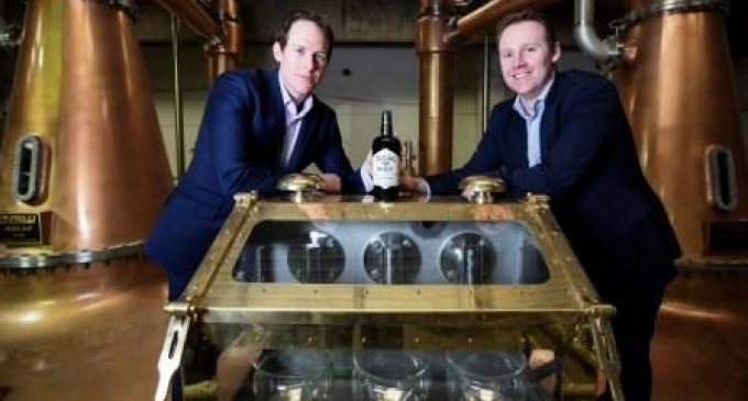 First Whiskey Spirit Produced in Dublin in 39 Years