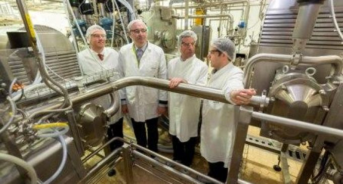 €17 Million Expansion at Glanbia Ingredients Ireland Ballyragget Butter Facility