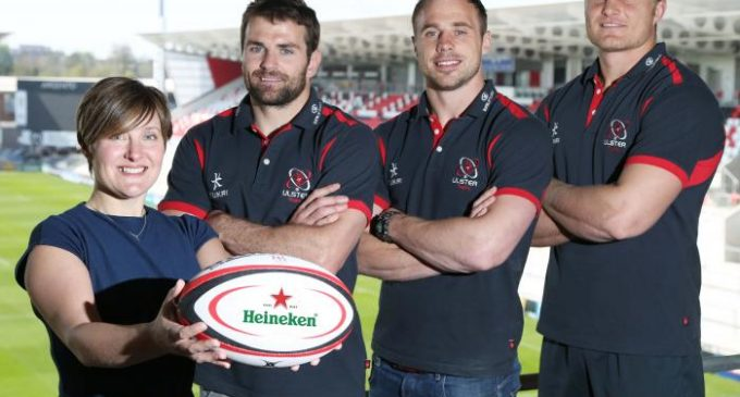 Heineken Agrees New 5 Year Deal With Ulster Rugby