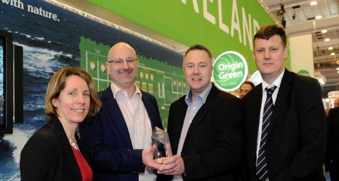 Irish Company Awarded at World's Largest Seafood Event