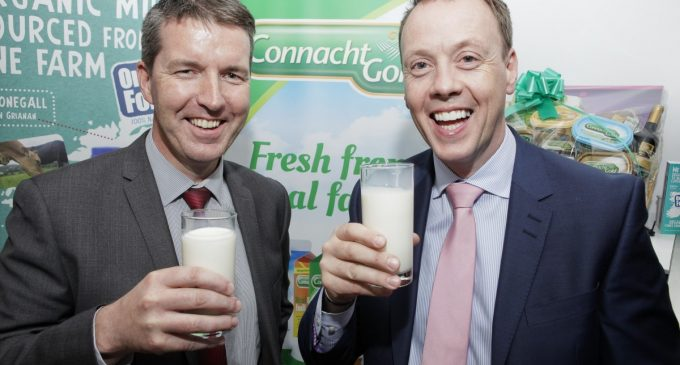Compass Group Ireland Appoints Aurivo Consumer Foods