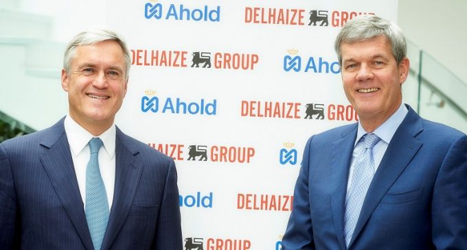 Ahold and Delhaize to Merge