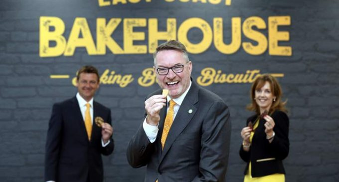 New Irish Biscuit Manufacturer to be Established With €15 Million Investment