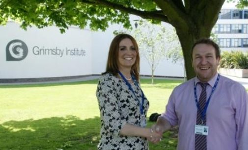 Grimsby Institute Strengthens Services to Europe's Foodtown