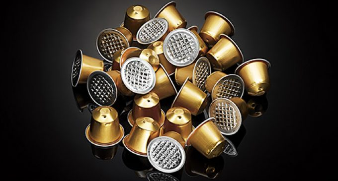 Nespresso Wins Award For Recycling Project