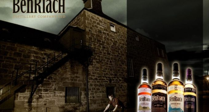 Record Profits For BenRiach Distillery