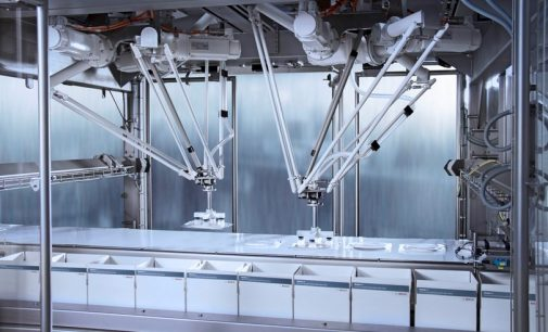 Bosch Launches New Robotic Packaging Portfolio