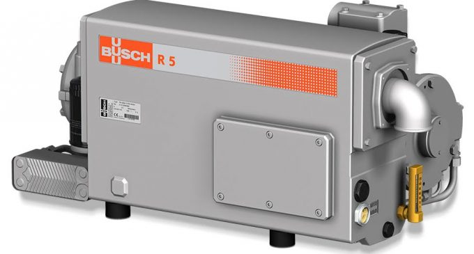 Busch Introduces the First Hygienic Vacuum Pump