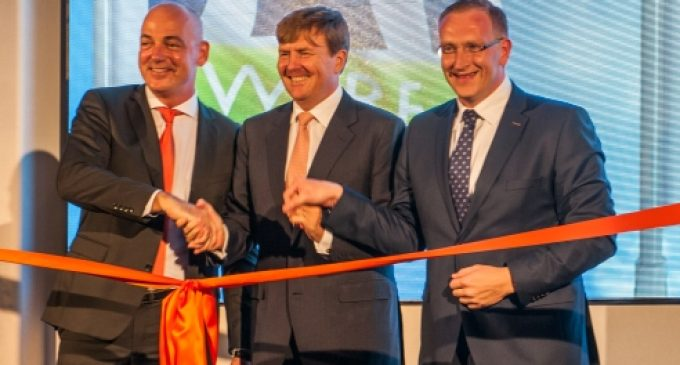 Fonterra and Royal A-ware Open New Partnership Site in the Netherlands