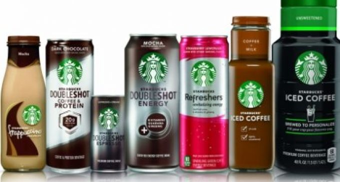 Starbucks and PepsiCo Form Latin American Partnership For Ready-to-Drink Coffee and Energy Beverages