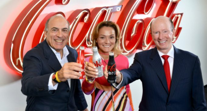 New Soft Drinks Combination in Western Europe to Create World's Largest Independent Coca-Cola Bottler