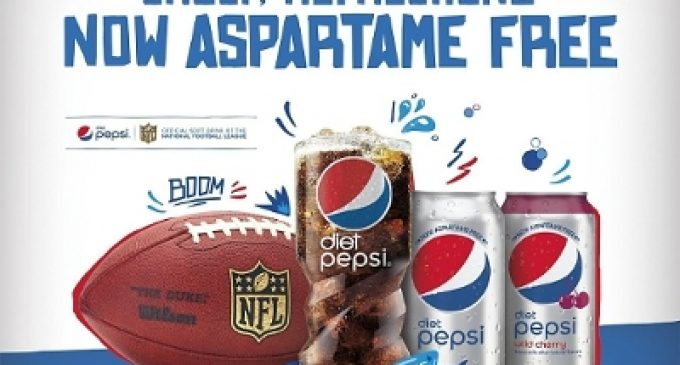 PepsiCo Launches Aspartame-Free Diet Cola