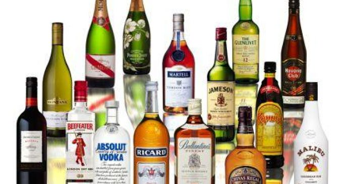 Sales and Profits Improving at Pernod Ricard