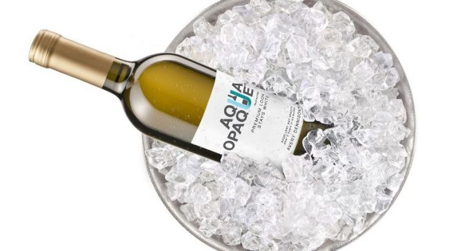 Avery Dennison Introduces Aqua Opaque Technology – Maintains Whiteness of Wet Uncoated Wine Labels