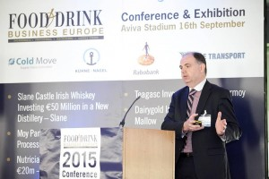 Cathal Fitzgerald – Head of Food & Agriculture Investments at ISIF.