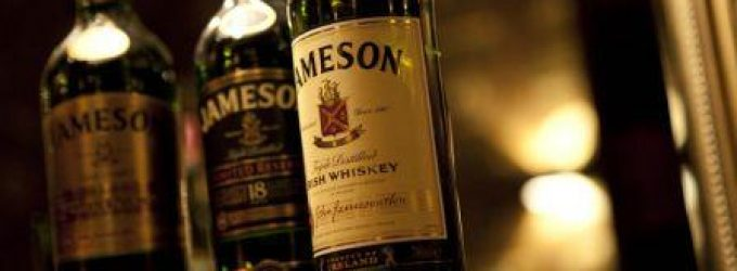 Irish Whiskey Association Welcomes 14% Increase in Exports in 2017