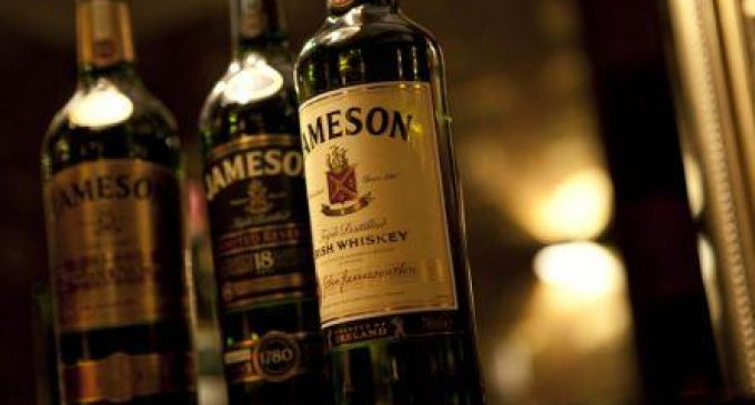Irish Distillers Celebrates 5m Cases of Jameson Milestone
