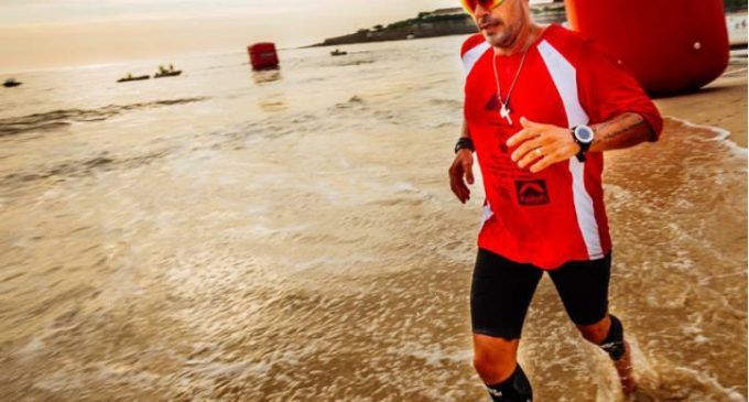 World record-breaking Brazilian runner endorses Lacprodan® HYDRO.365
