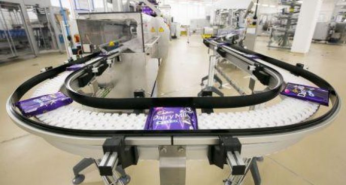 Mondelez International Opens New $30 Million Manufacturing 'Line of the Future' in Poland