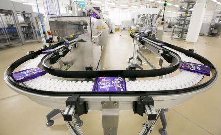 Mondelez International Opens New $30 Million Manufacturing 'Line of the Future' in Poland