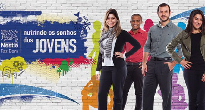 7,000 Young Job Seekers in Brazil to Benefit From Nestlé's Global Youth Initiative