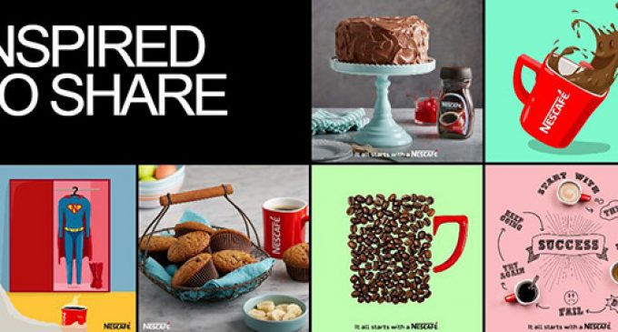 Nescafé First Global Brand to Move From Traditional Websites to Tumblr